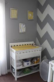 Yellow And Grey Nursery Decor Baby Chad S Nursery The Gabe Fix By Gabrielle Flowers