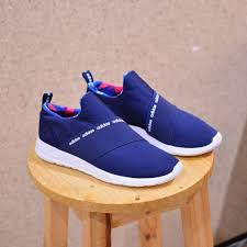 Sepatu Adidas Slip On sepatu adidas refine adapt slip on navy preloved fesyen pria