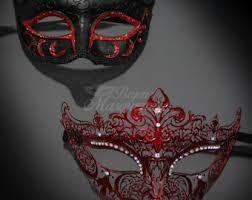 masquerade mask for couples new angel masquerade couples mask set his hers mask