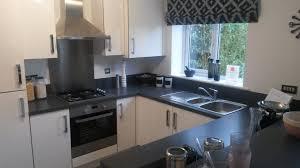 black worktop white cupboards kitchen black worktops white cupboards kitchen design kitchen