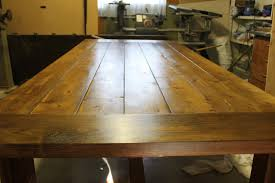 Making A Dining Room Table by Make A Table For Your Dining Room Sidetracked Sarah