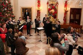 palatine high brass ensemble plays at white house