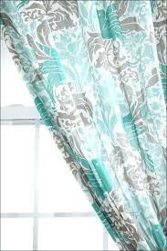 Aqua And Grey Curtains Yellow Turquoise Curtains Floral Curtains Peacock Curtain Panels