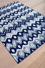Stripe Area Rug Blue And White Striped Area Rug Thelittlelittle