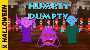 humpty dumpty hd nursery rhymes spine tingling halloween