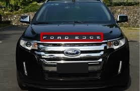 ford edge accessories trim pot picture more detailed picture about chromed