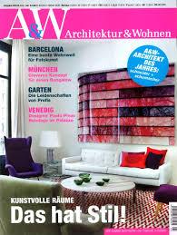 architektur und wohnen zeitschrift architektur wohnen die architekturzeitschrift