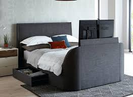 Tv Storage Bed Frame Tv Storage Bed Frame Contexting Me
