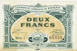 chambre commerce bordeaux banknotes emergency notes bordeaux 33 chambre de