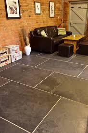 mrs store black riven large slate floor