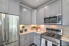 Kitchen Cabinets Brand Names by Luxury Appointments Featured In New Cottrell Court Townhomes Nj Com