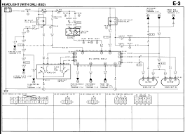 2008 mazda miata light wiring diagram 96 miata wiring diagram