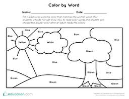 preschool sight words worksheets u0026 free printables education com