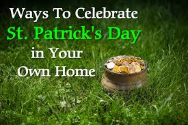 4 simple ways to celebrate st patrick u0027s day in your home u2013 home