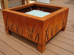 hton bay fire pit table portable outdoor fire pits with broken tempered glass available in