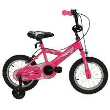 pink motocross bike pony 14 inch bmx kids bicycle pink jollymap