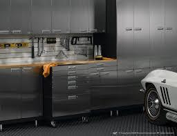 steel garage storage cabinets stainless steel garage stainlesssteel garages storage man cave