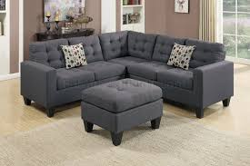 large sectional sofa with chaise lounge inspiring black suede sectional sofa 31 with additional charcoal