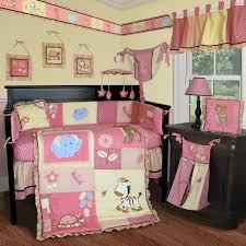 Bedding Sets For Nursery by Baby Boutique Jungle Animal 13 Pcs Crib Nursery Bedding Set Ebay