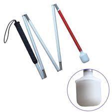 Walking Stick For Blind People Blind Cane Ebay
