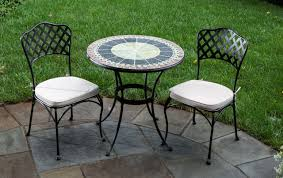 Iron Wrought Patio Furniture by Stunning Terrace Exterior Deco Integrate Dazzling Outdoor Wrought