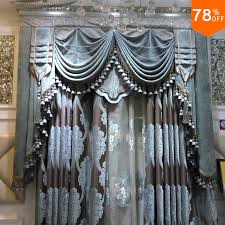 Affordable Curtains And Drapes Curtains Home Application Embroidery Lace Curtain Luxury Blinds
