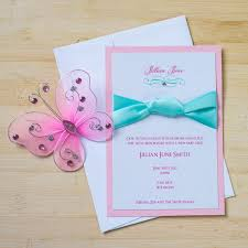 smurfs baby shower invitations elegant baby shower invitations with ribbon 14572