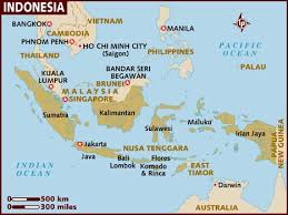 bali indonesia map map of indonesia