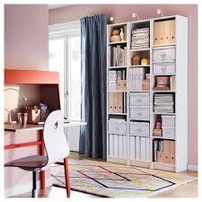 Narrow Billy Bookcase Billy Bookcase White 40x28x202 Cm Ikea