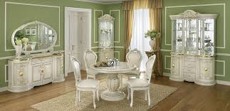Italian Dining Room Furniture Italian Dining Room Sets Discoverskylark
