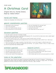 a christmas carol story map worksheets and english