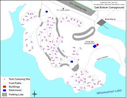 Mn State Parks Map Camping At Whiskeytown Whiskeytown National Recreation Area