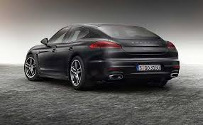 porsche panamera in porsche panamera diesel edition launched in india at rs 1 04 crore