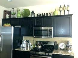 kitchen cabinets photos ideas space above kitchen cabinets ideas for space above kitchen cabinets