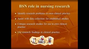 nursing research youtube