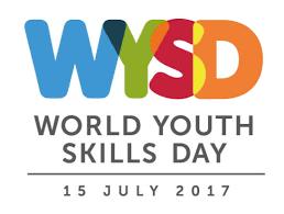 world youth skills day 15 july