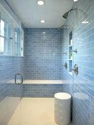 bathroom glass tile ideas blue glass tile shower tile shower bathroom ideas size of