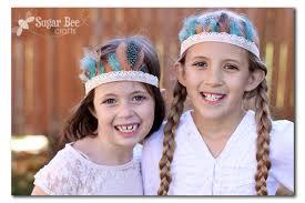 feather headbands feather headbands sugar bee crafts