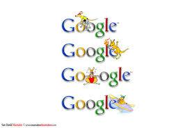 design a google logo online i designed the first google doodles ever on behance