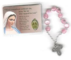 free rosaries free medals prayer cards with italian decade rosaries italy