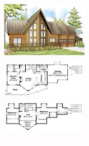 46 best a frame house plans images on pinterest a frame house