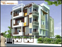 50m2 House Design by Independent Floor Design Apnaghar House Design Page 2