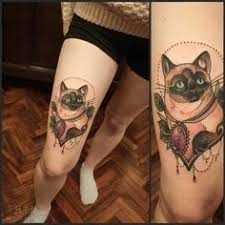 in progress cat started today on the lovely