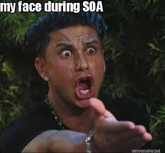 Soa Meme - meme maker my face during soa