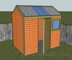 how to build a garden shed free diy plans