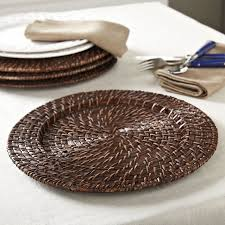 Table Setting Chargers - charger plates you u0027ll love wayfair