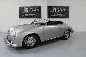 silver porsche used porsche speedster 356 replica classic in silver poa 2 doors