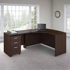 Cherry Computer Desk With Hutch by Desks Costco