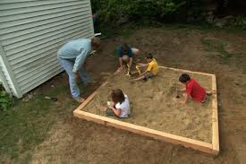 wonderful kids sandbox plans and how to build a kids picnic table