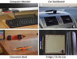 amazon com 10 pk multi colored pencil pen and marker holder